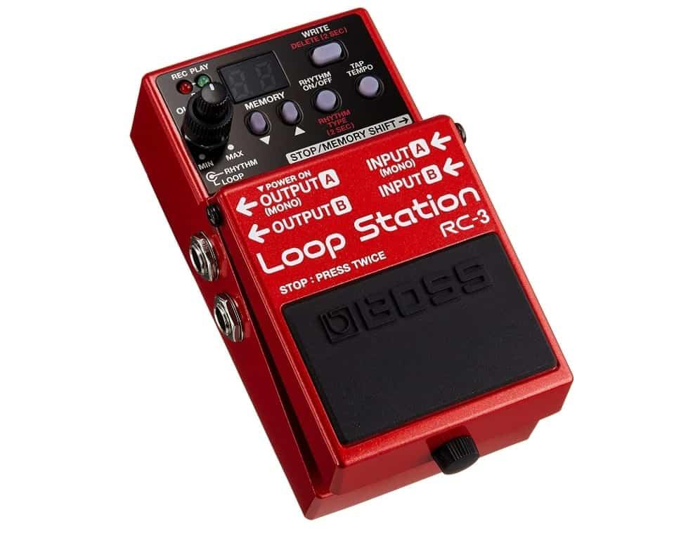BOSS RC-3 - bass loop pedal