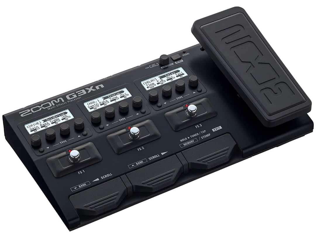 ZOOM - bass loop pedal
