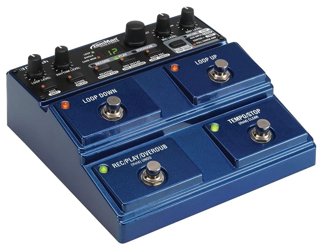 DIGITECH JAMMAN  - bass loop pedal