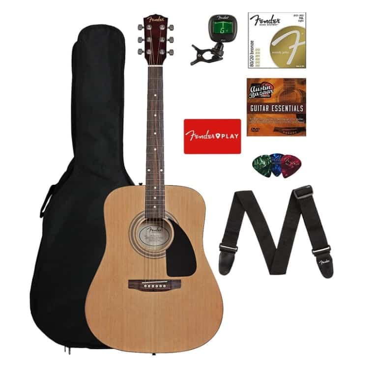 Best acoustic guitar under 200