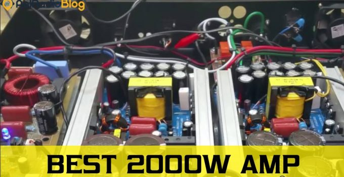 2000W amp