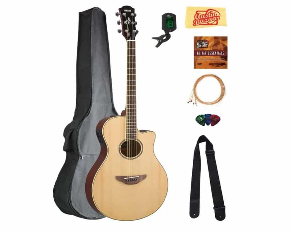 YAMAHA APX600 - Best Beginner Electric Guitar