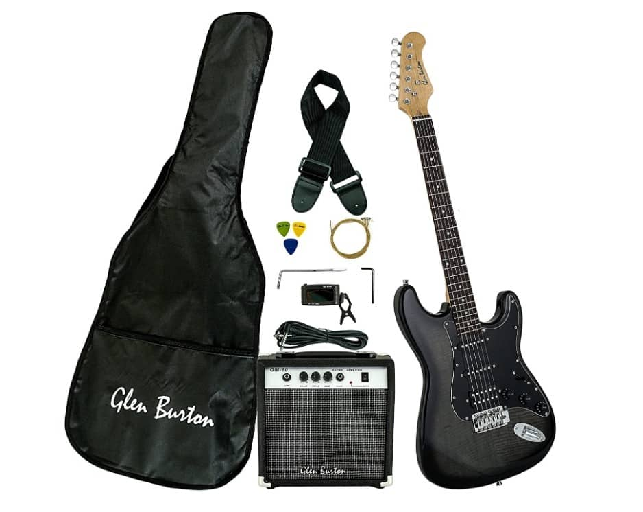 best beginner electric guitar packages