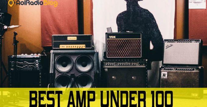 Best amp under 100