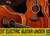 Best electric guitar under 1000
