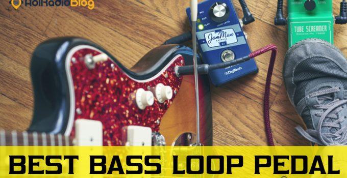 bass loop pedal