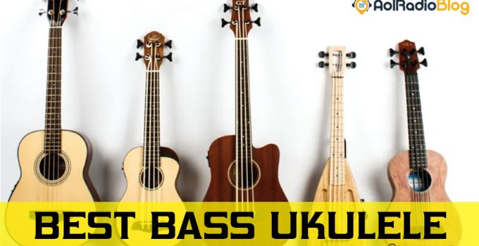 best bass ukulele