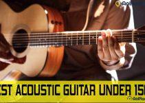 best acoustic guitar under 1500