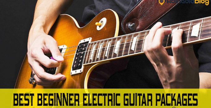 best beginner electric guitar package