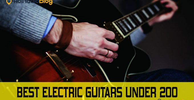 best electric guitar under 200