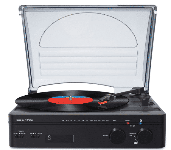 SEEYING RECORD  - BEST TURNTABLE UNDER 1000