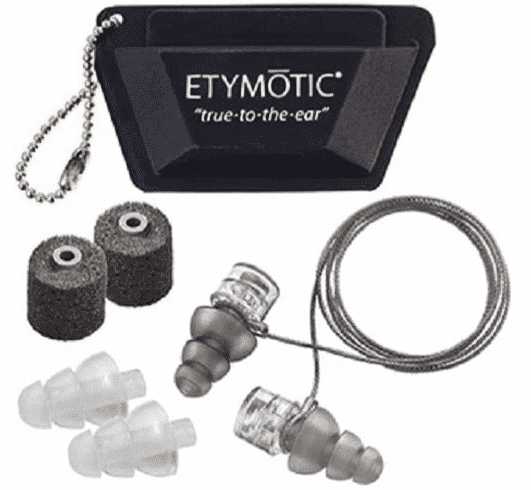 ETYMOTIC RESEARCH - best earplugs for concerts