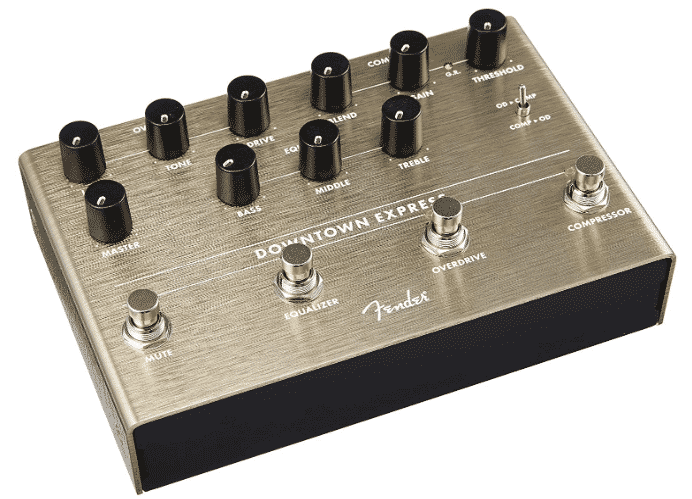 FENDER DOWNTOWN - BEST MULTI-EFFECTS PEDAL UNDER 200