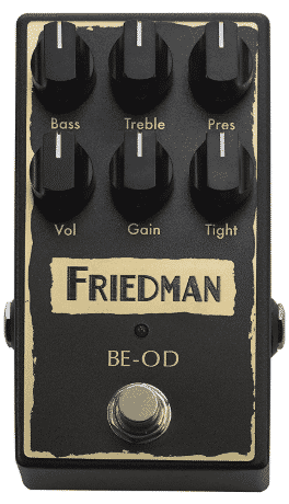 FRIEDMAN BE - best amp in a box pedals