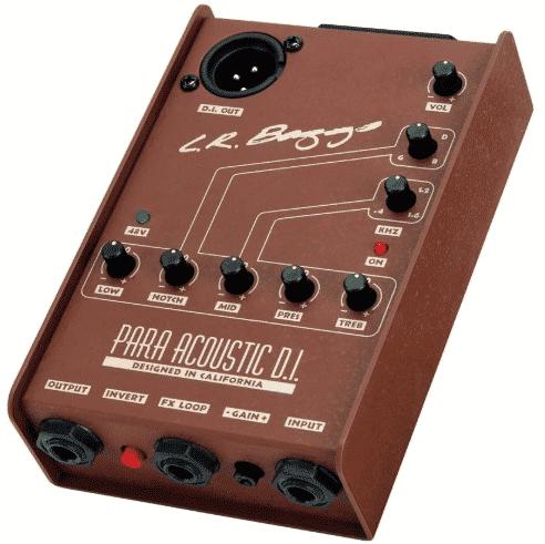 acoustic guitar pedals