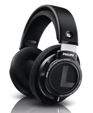 PHILIPS AUDIO - ​BEST OPEN BACK HEADPHONES UNDER 200