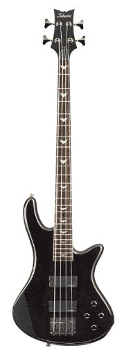 SCHECTER STILETTO  - Best Short Scale Bass Under 500