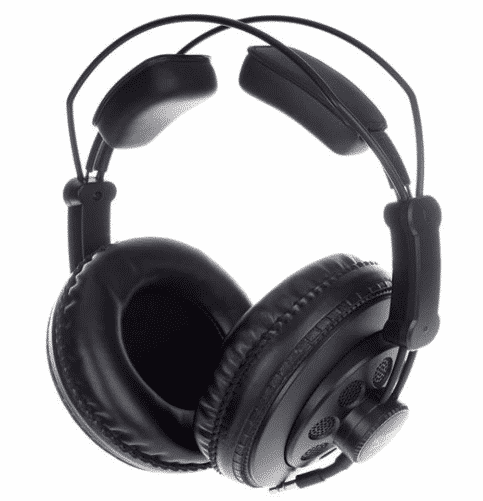 ​SUPERLUX HD668B - ​BEST OPEN BACK HEADPHONES UNDER 200