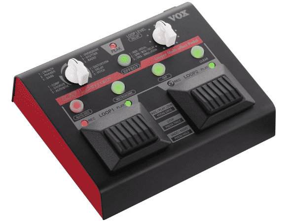 VOX LIL' LOOPER - BEST MULTI-EFFECTS PEDAL UNDER 200