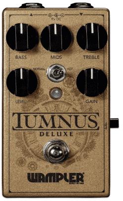 WAMPLER TUMNUS - best amp in a box pedals