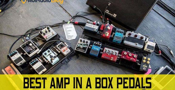 best amp in a box pedals