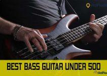 best bass guitar under 500