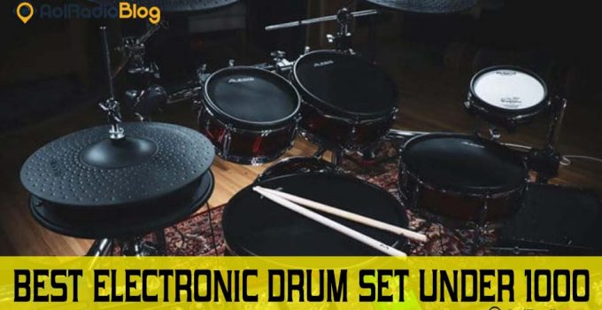 best electronic drum set under 1000