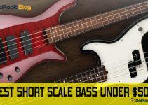 best short scale bass under $500