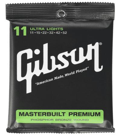 Gibson Masterbuilt Premium Phosphor Bronze Acoustic