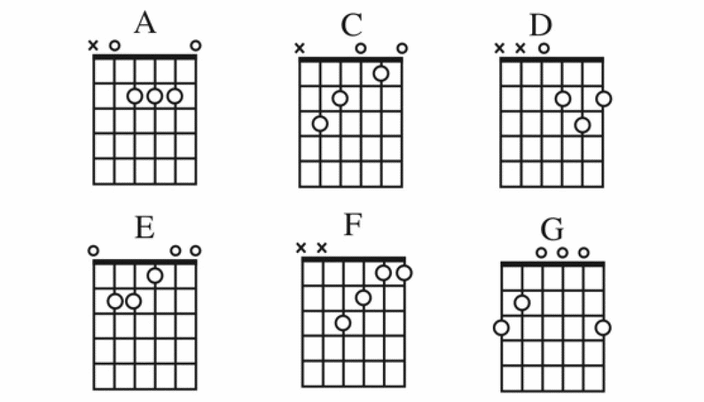 LEARN THE BASIC CHORDS AND SCALES