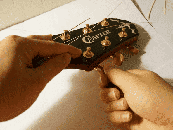 UNSTRING THE GUITAR