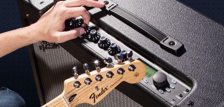 guitar amp settings