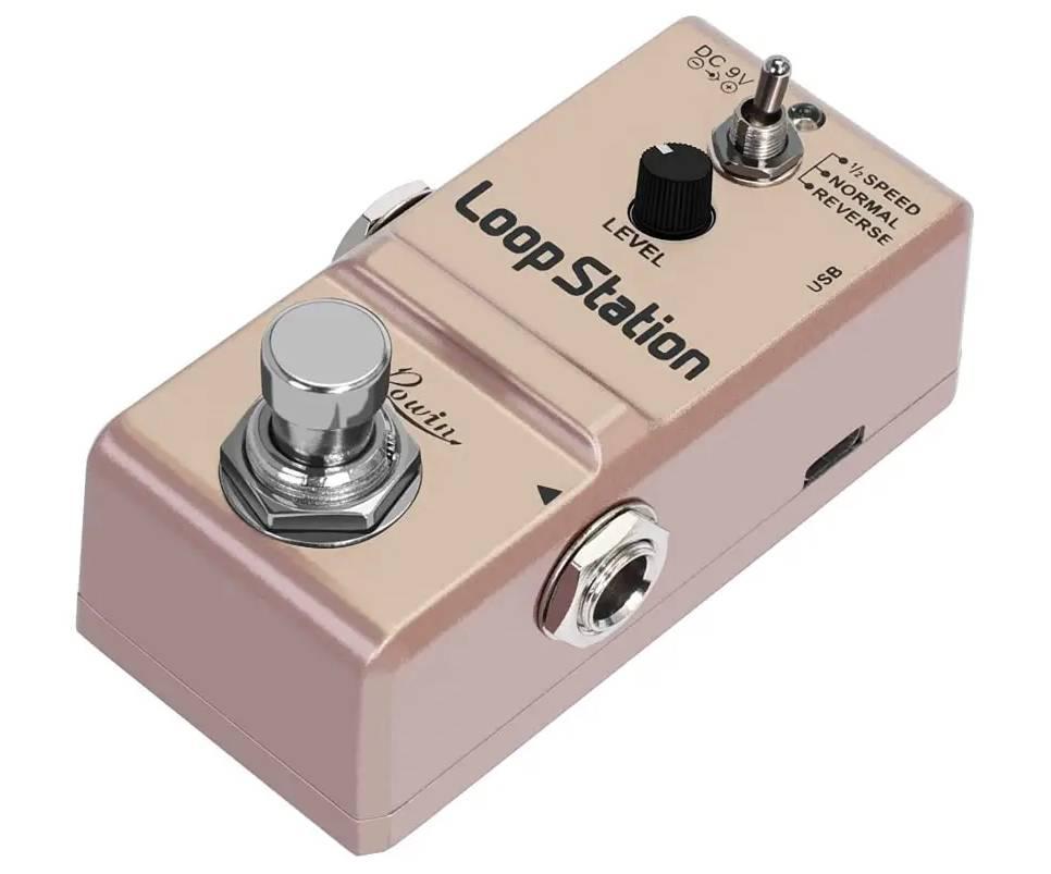 Rowin - bass loop pedal