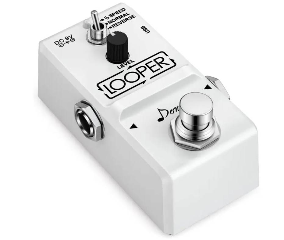 DONNER TINY - bass loop pedal