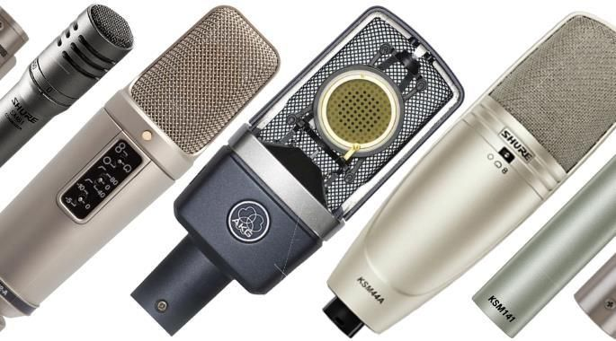 CHOOSING THE CORRECT MICROPHONE: