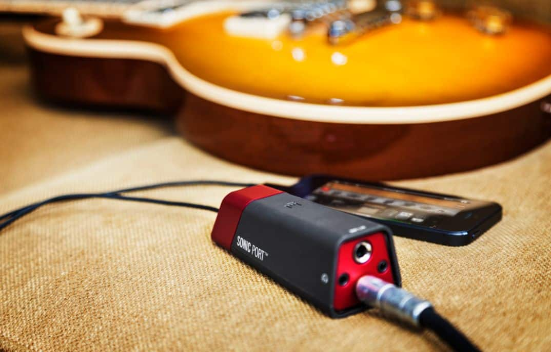 Connect Phone To Guitar Amp