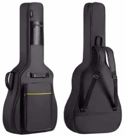 CAHAYA GUS-Guitar-Bag-Y - best acoustic guitar gig bag
