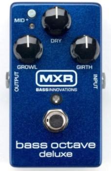 MXR M288-best bass octave pedal