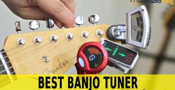 best banjo tuner