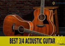 Best 3/4 Acoustic Guitar
