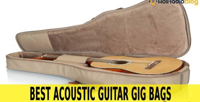 best acoustic guitar gig bags