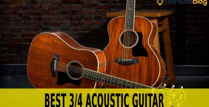 Best 3/4 Acoustic Guitar