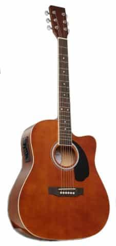 Ashthorpe  - best thin body acoustic guitar