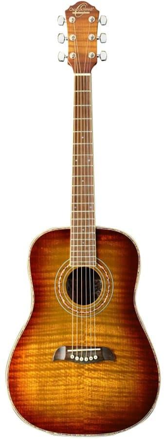 Oscar Schmidt - best thin body acoustic guitar