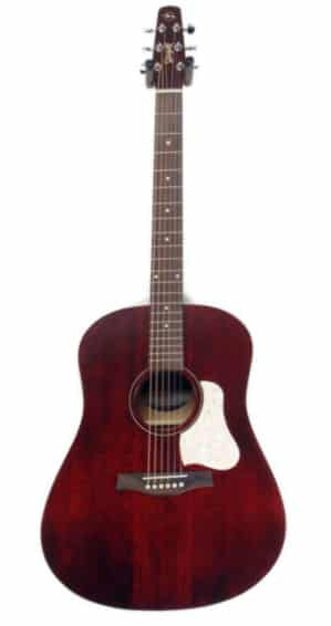 Seagull S6 - best guitars for fingerstyle