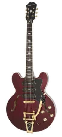 Epiphone Riviera - best Epiphone guitar
