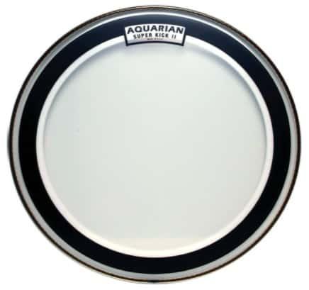 Aquarian - best drum heads for metal