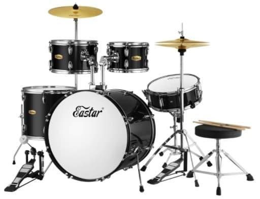 EASTAR EDS-485B - best beginner drum set