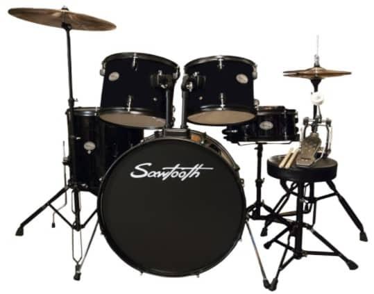 Sawtooth - best beginner drum set