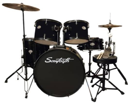 Sawtooth - best drum kits under 1000